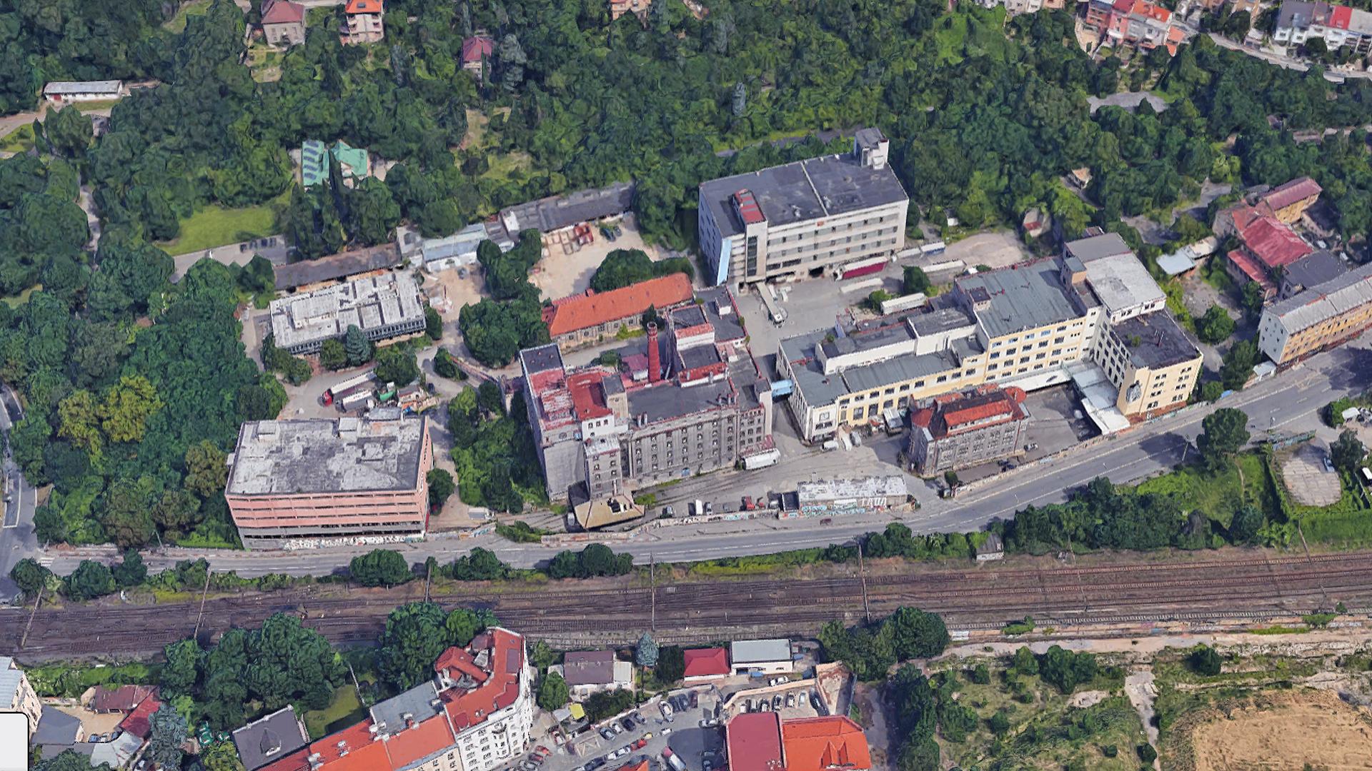 Odkolek | Google Maps